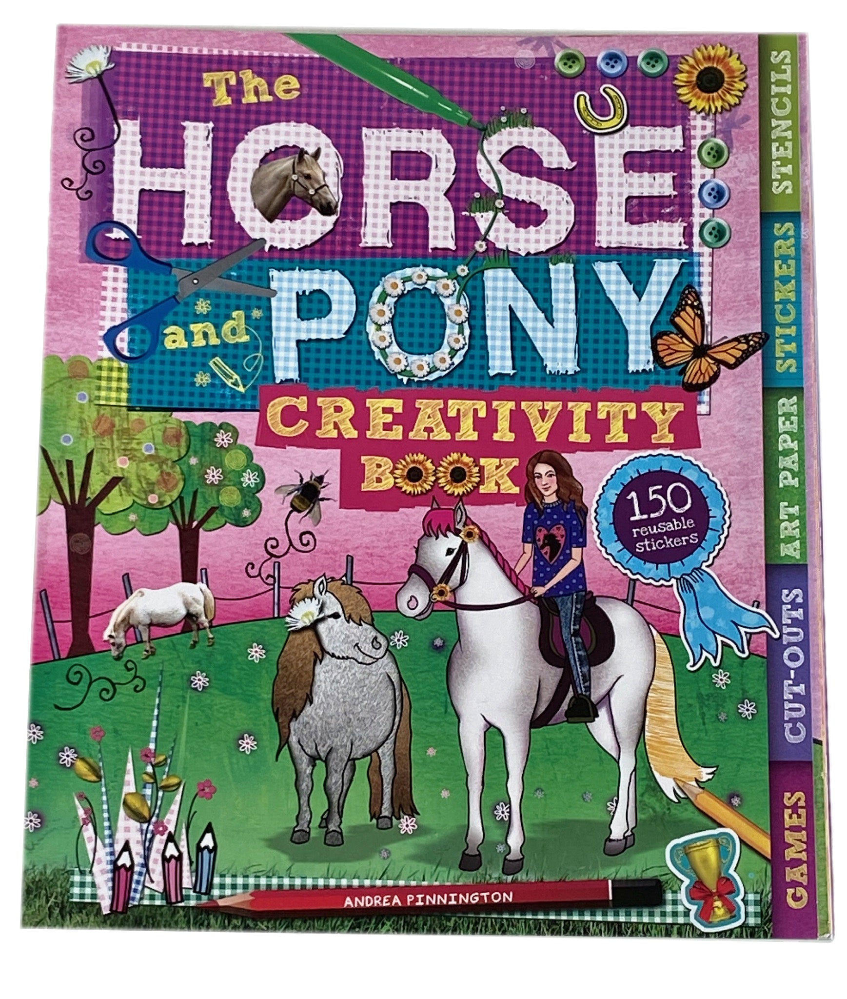 The Horse & Pony Creativity Book