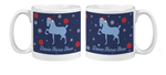 Holiday Horse Mug