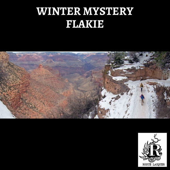 Wintery Wonder (winter mystery flake) *pre-order*