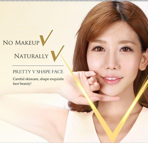 V Face Shape Slimming Mask                    ( Pack of 2 )