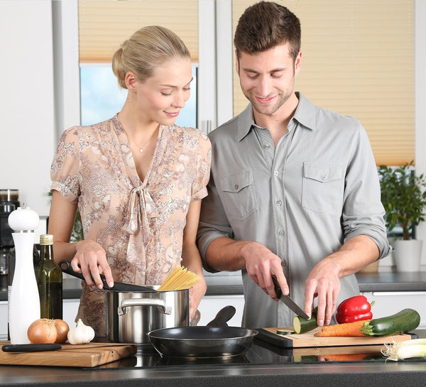 Cooking couples
