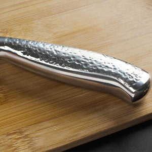 2 Piece Set of Chef and Steak Knife - Optional Knife Holder Available-Kioro Knives