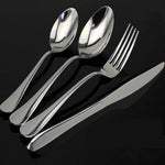 4-Piece Complete Dinner Utensil Set - High Quality for Fine Dining-Kioro Knives