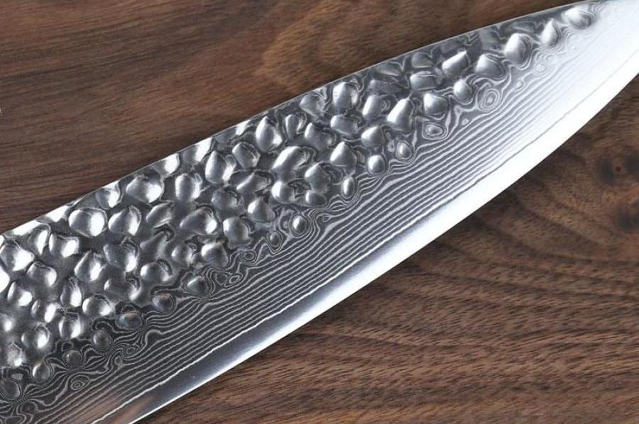 5-Piece Set of Damascus Knives - The Complete Collection for the Professional Chef-Kioro Knives