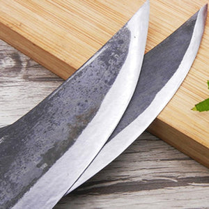 Forged Alloy Steel Fish Cleaver - Remove Small Bones with Ease-Kioro Knives