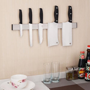Magnetic Knife Holder - Long-Lasting and Safe Knife Storage-Kioro Knives
