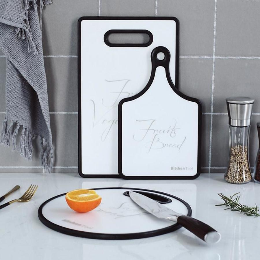 Signature Design Plastic Cutting Boards - Simple Nordic Pattern-Kioro Knives