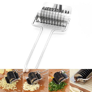 Stainless Steel Pasta Roller Cutter - Always Get Perfectly Thin Homemade Noodles-Kioro Knives