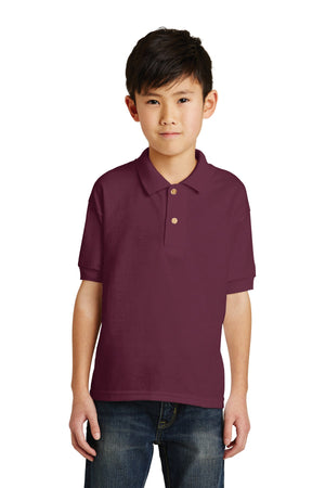 Gildan® Youth DryBlend® 6-Ounce Jersey Knit Sport Shirt. 8800B