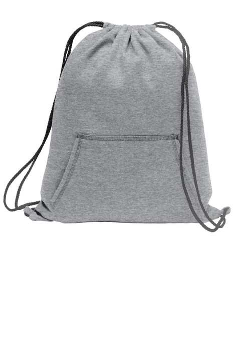 Port & Company® Core Fleece Sweatshirt Cinch Pack. BG614