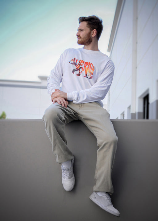 California Long Sleeves T-Shirts