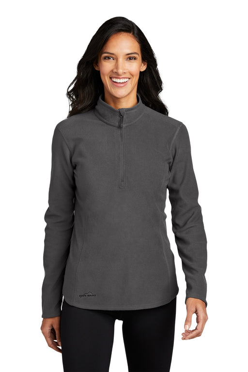 Eddie Bauer® Ladies 1/2-Zip Microfleece Jacket EB227