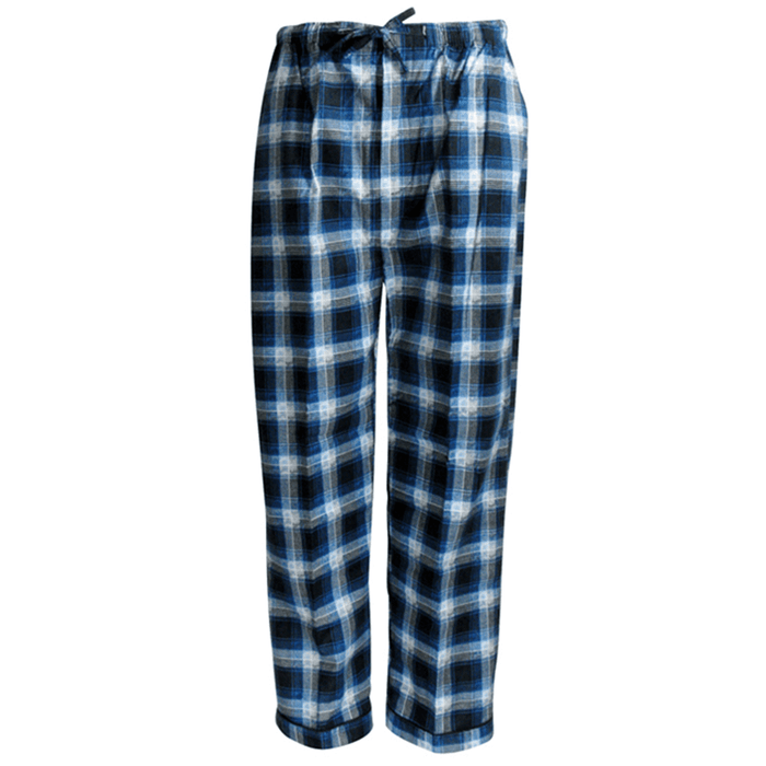 Young USA®- Men's Flannel Lounge Pants, 100% Cotton