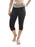 Young USA®- Ladies Yoga Capri,  Waist Control