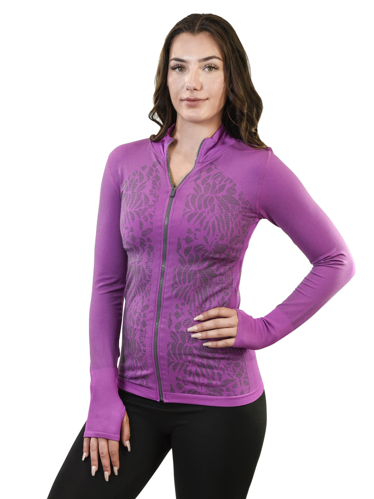 Young USA® - Ladies Athletic Jacket