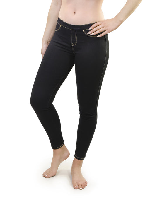 YOUNG USA® - Ladies Denim Leggings