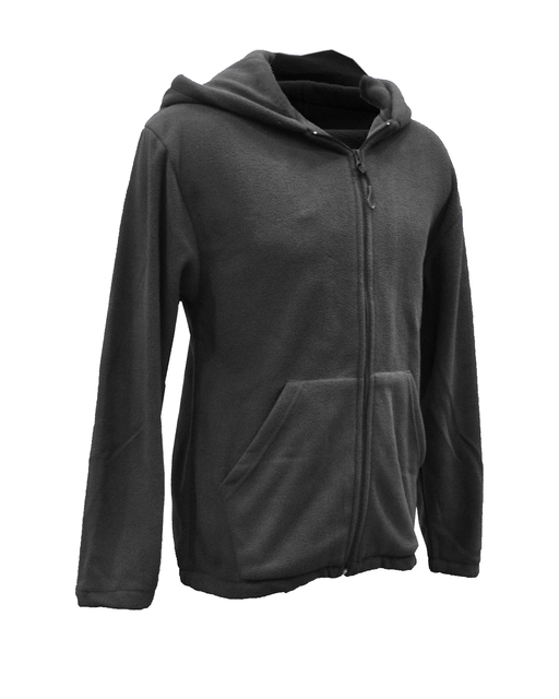 Young USA® - Adult Fleece Hooded Jacket