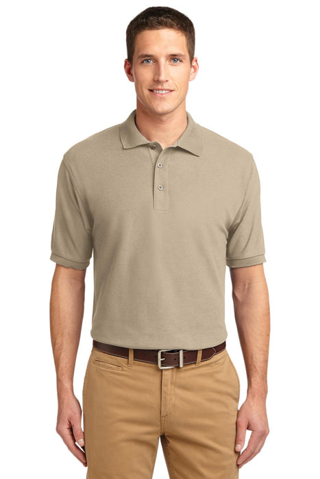 Port Authority® Silk Touch™ Polo.  K500