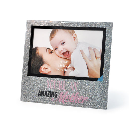 Amazing Mother Photo Frame by Crystal Castle