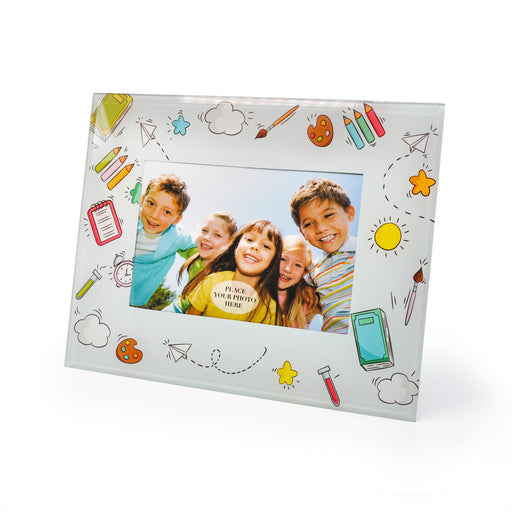 Kid's Art Photo Frame by Crystal Castle