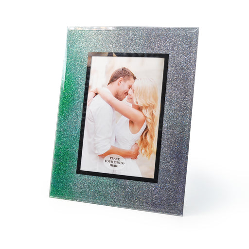 Glitter Photo Frame by Crystal Castle