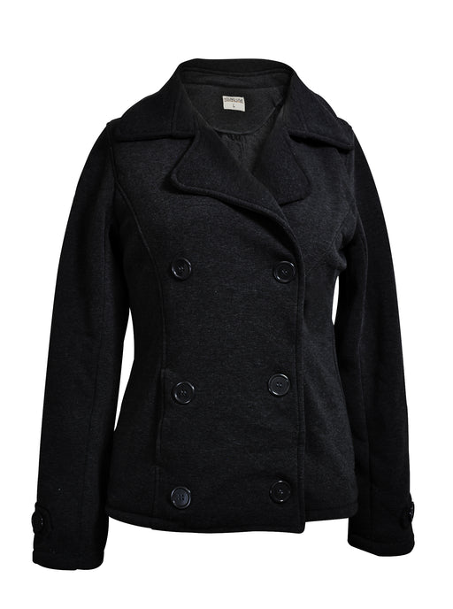 Young USA® - Ladies Pea Coat