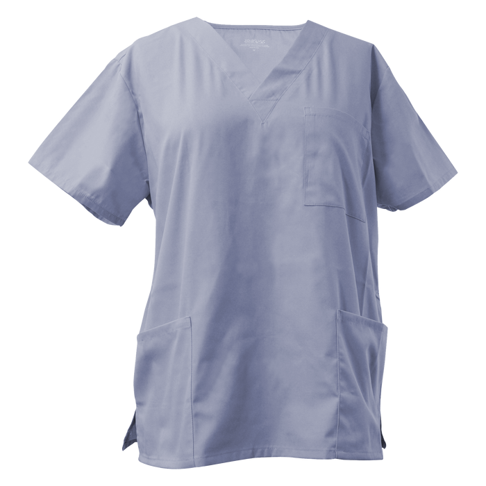 YOUNG USA® - Ladies Medical Scrub Top