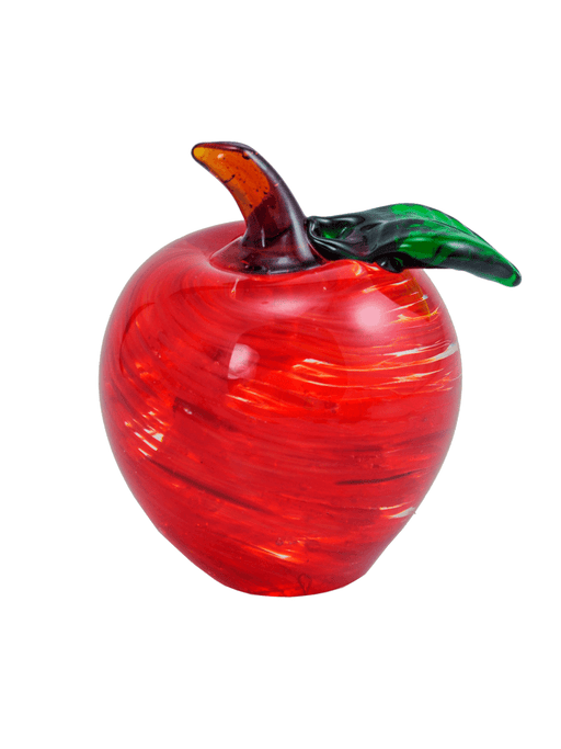 Glass Apple by Crystal Castle®