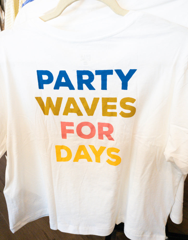 Party waves