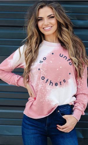 Do Unto Others Pullover