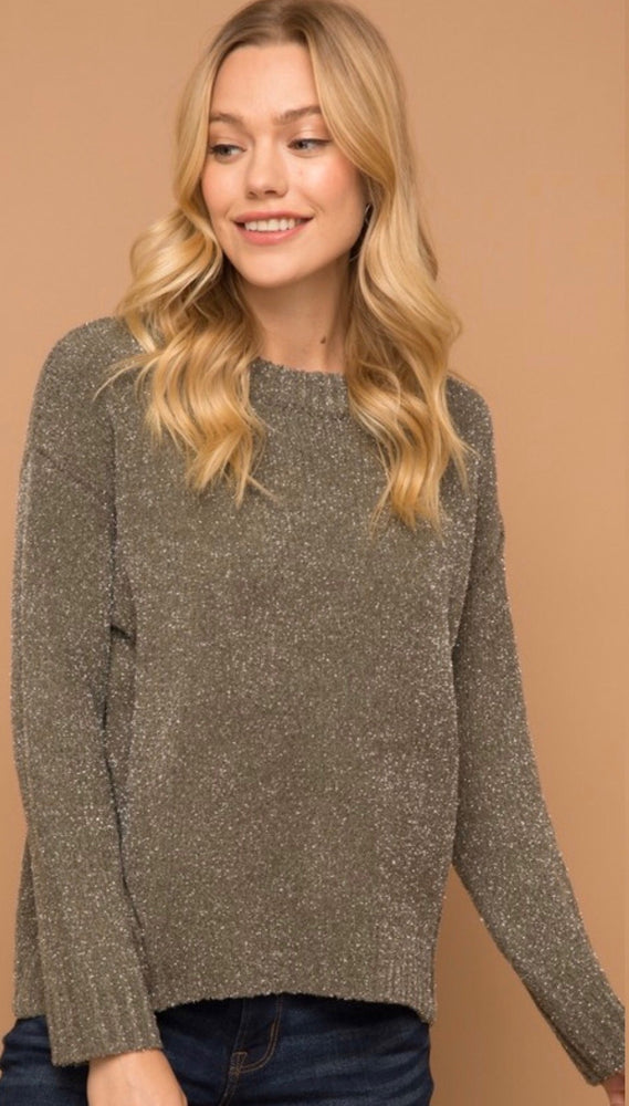 Shimmering Sweater