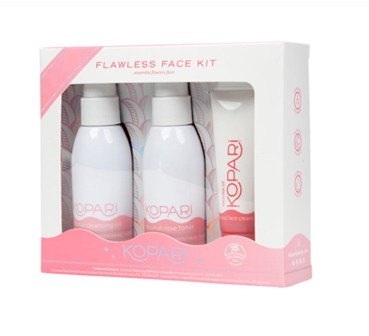 Kopari Flawless Face Kit