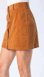 Fall Drift Skirt