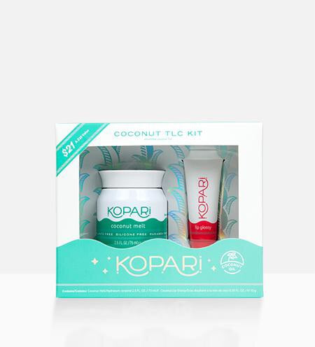 Kopari Coconut TLC Kit
