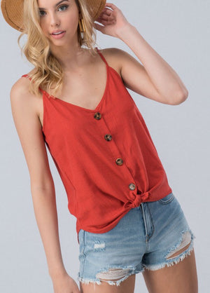Tan Lines Tank - multiple colors!