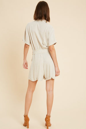 Now or Never Romper