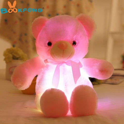 Amazing LED Plush Teddy Bears