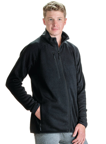 Tom Full Zip Sweater