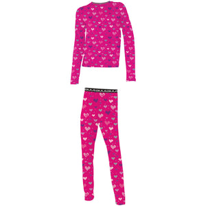 Kids Rainbow Base Layer Set