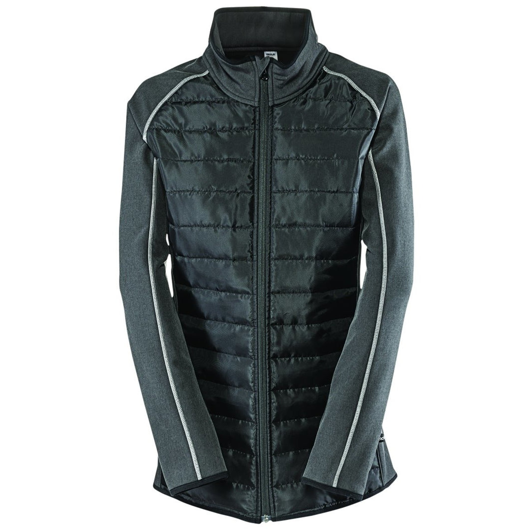Womens Turtle Jacket - Black