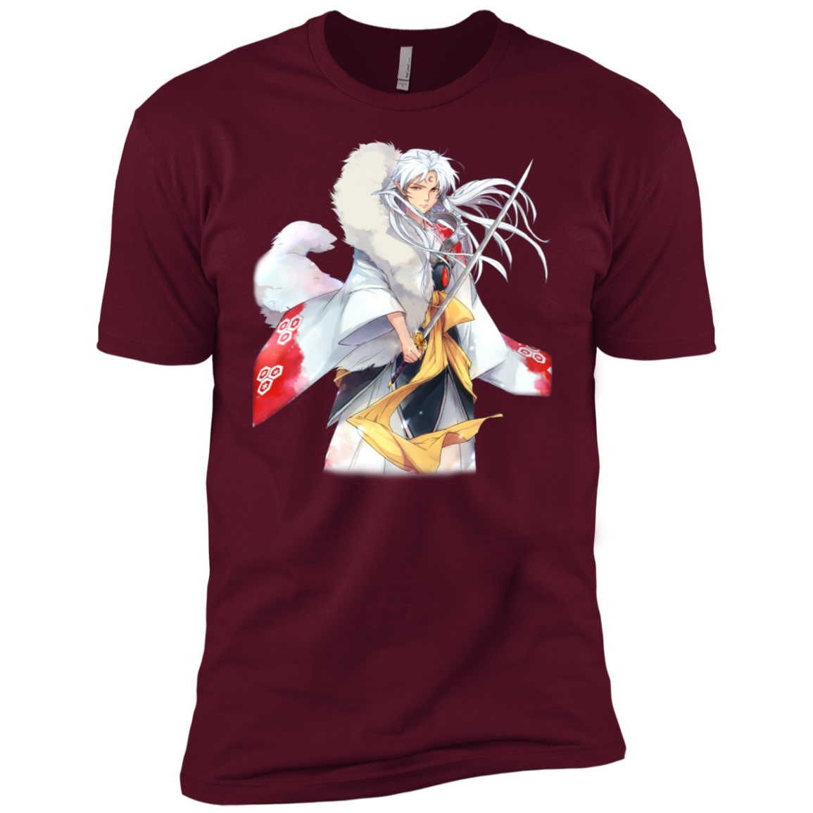 Sesshomaru Premium Short Sleeve T-Shirt