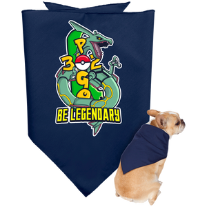 BE LEGENDARY Doggie Bandana