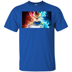 SSG Vegeta Cotton T-Shirt