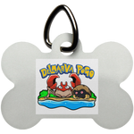 Delmarva Pogo Dog Bone Pet Tag