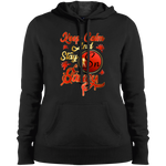 Keep Calm SN Ladies' Pullover Hooded Sweatshirt