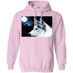 Lone Wolf Pullover Hoodie