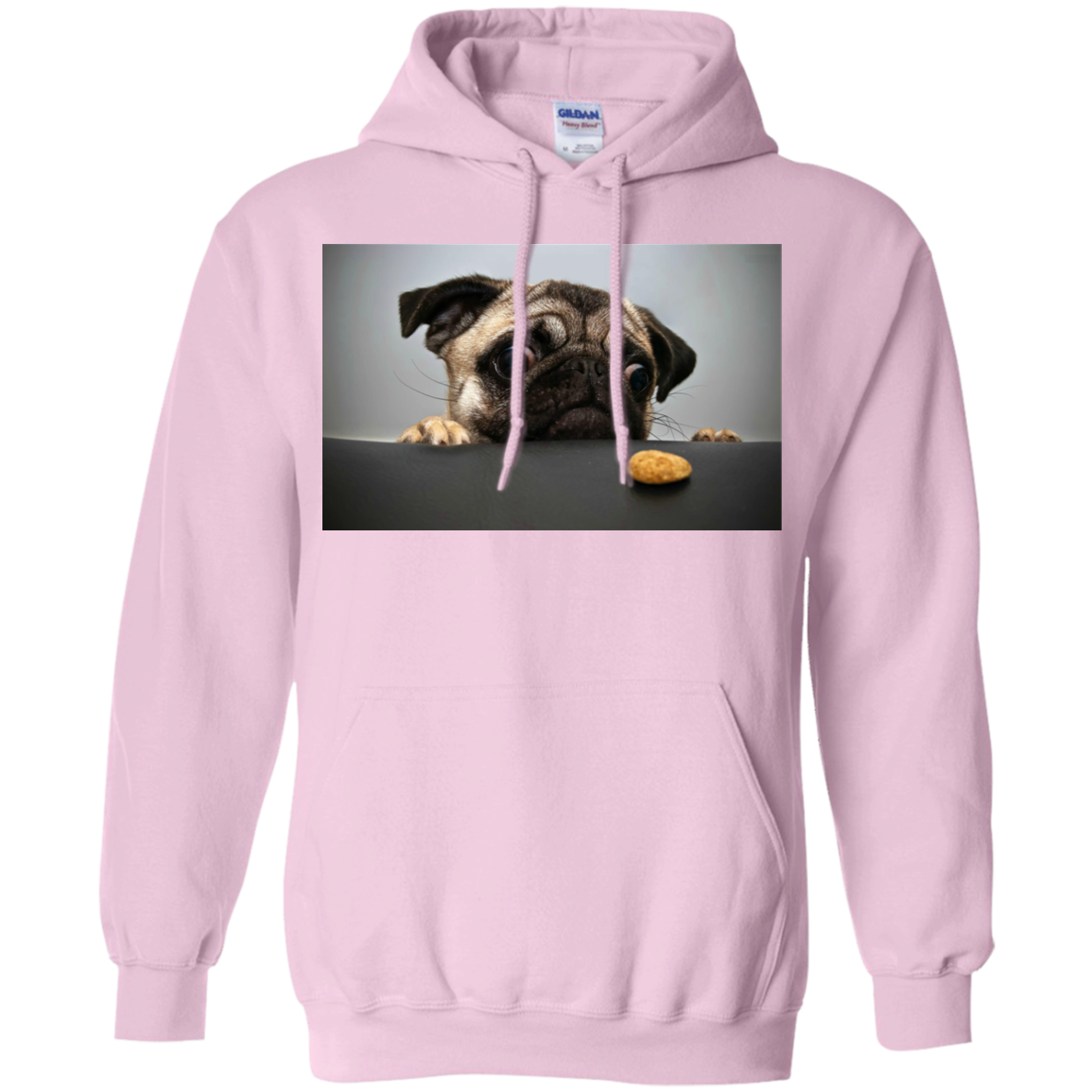 Pug Problems Pullover Hoodie