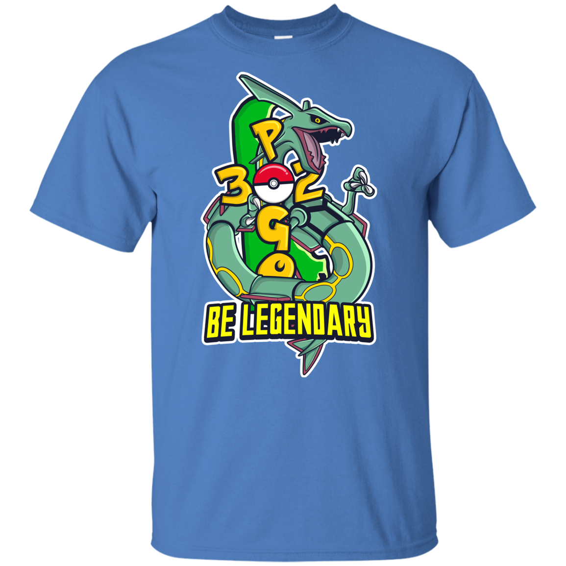BE LEGENDARY Youth Ultra Cotton T-Shirt