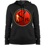 SN Logo Ladies' Pullover Hooded Sweatshirt