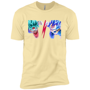 SSGSS Goku and Vegeta Premium Short Sleeve T-Shirt